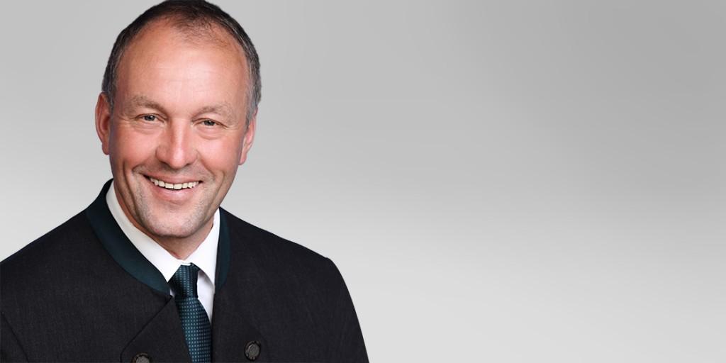 Dr. Leopold Herz, Sprecher für Land- und Forstwirtschaft und Ernährung der FREIE WÄHLER