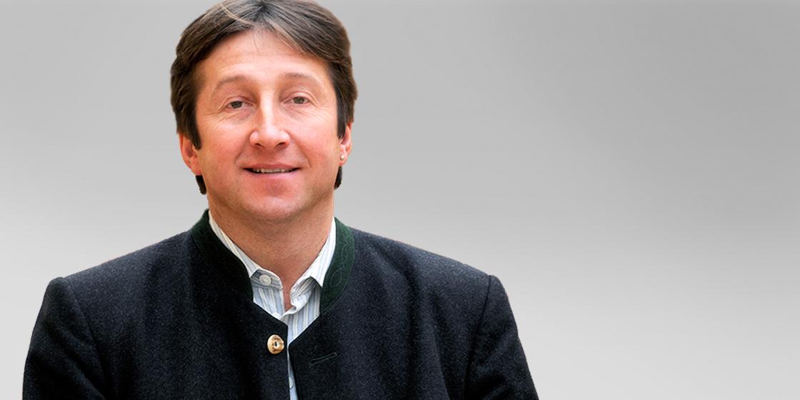 Nikolaus Kraus, oberbayerischer Abgeordneter der FREIE WÄHLER Landtagsfraktion: